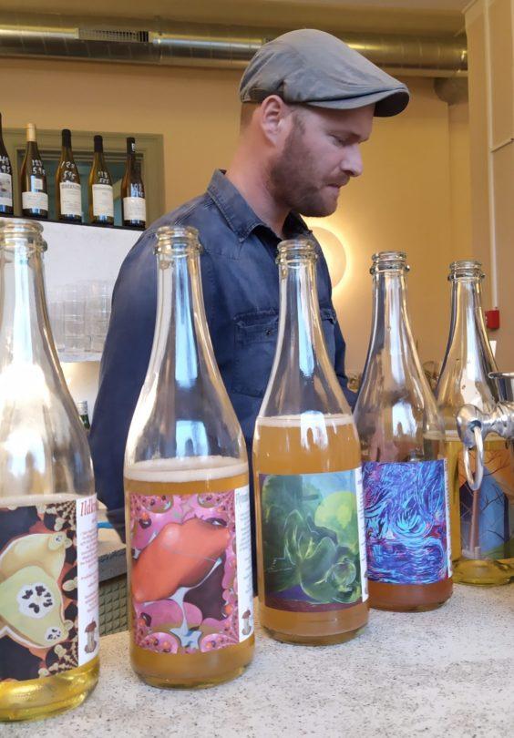 Solhoi Cider Foto Annika Vaager