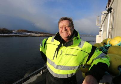 Ministernesvik Nrings Og Fiskeridepartementet