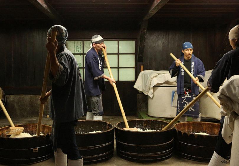 Sake Foto Terada Honke