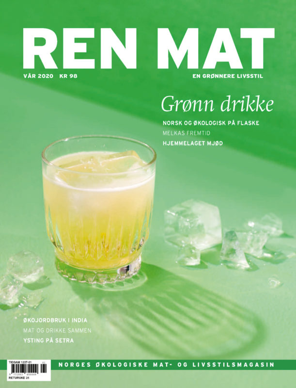 Ren Mat Nr 35 Forside