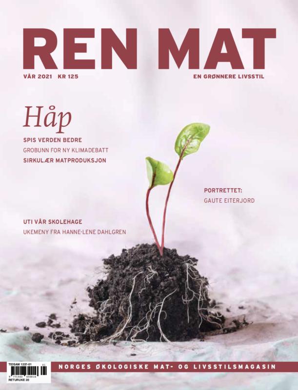 Ren Mat Forside nr 39 HAP