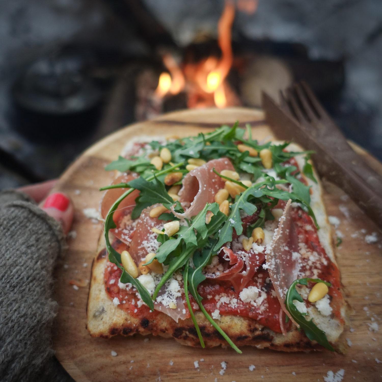 Oyungen Pizza Parma Bodil Gilje Revir