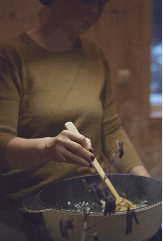 Suppe med sellerirot og blomkal Ren Mat Julianes Kokebok