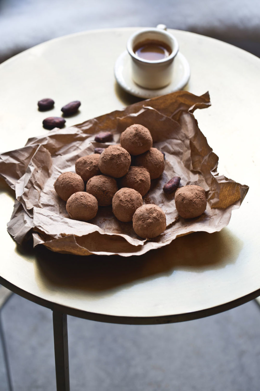 Sjokoladekuler Oslo Raw
