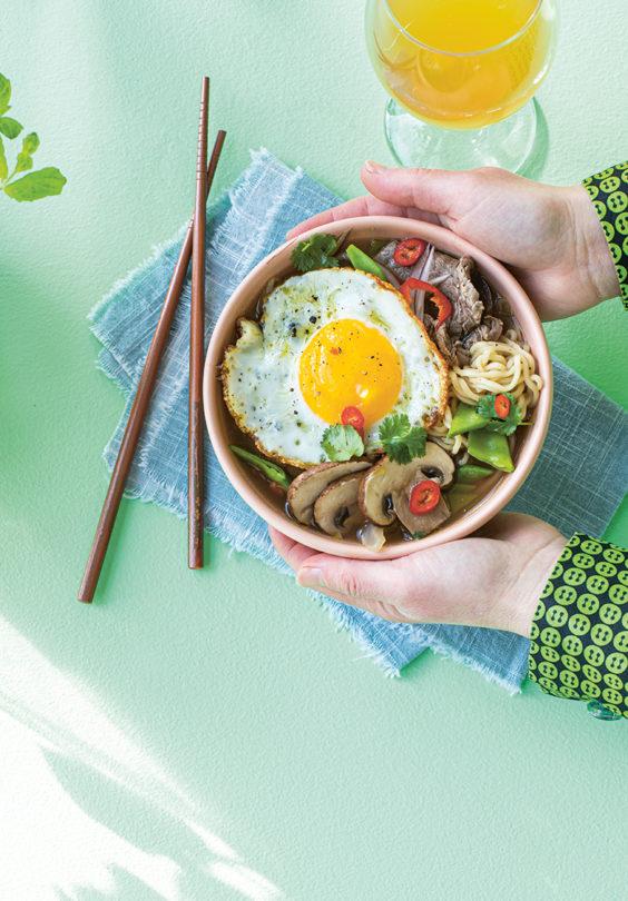 Ren Mat Pho Biff Egg