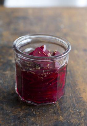 Rødbeter Fermentert